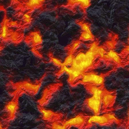 lava background