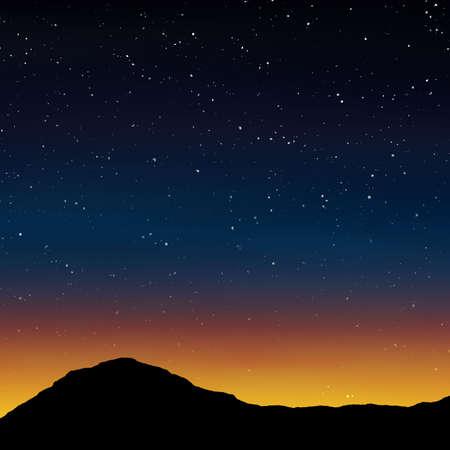 sunset background Stock Photo - 21953793