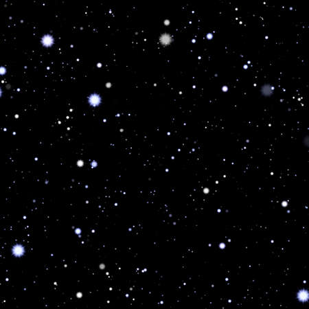 nebula sky Stock Photo - 22256969