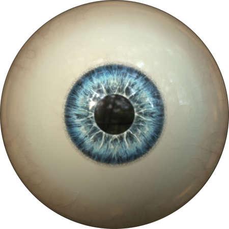 blue eye Stock Photo - 22256970