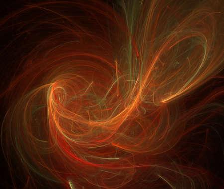 fractal background Stock Photo - 22981365