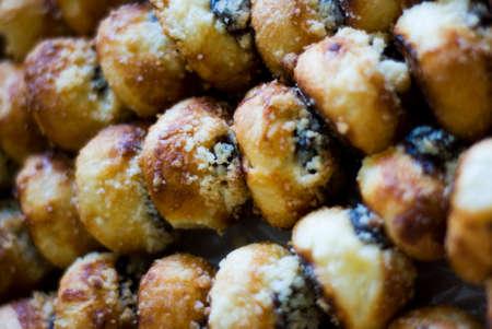 true myrtle: Typical czech wedding cookies