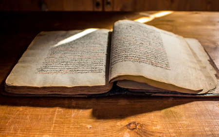 book: Open Ancient Book Editorial