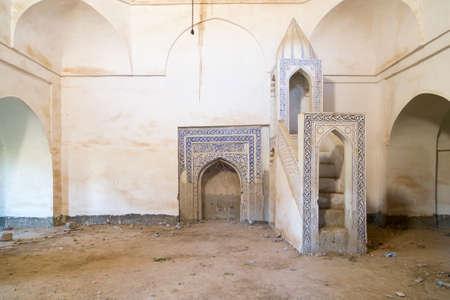 iraq: Abandoned mosque in Iraq Stock Photo