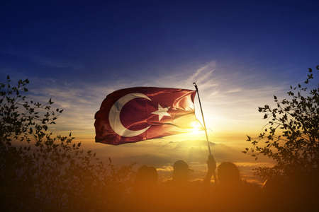 Turkish Flag, Turkey