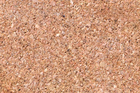 Natural light brown cork textured flat surface. Copy space background, decoration interior and furniture material. 版權商用圖片