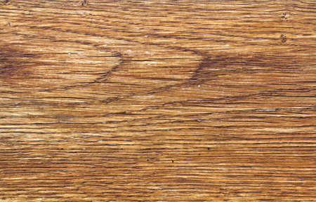 Close-up of natural soft yellow golden brown wooden surface, parquet, planks or boards. Ecological texture, floor or furniture. Horizontal copy space abstract background.