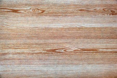 Gestructureerde grunge houten achtergrond. Donkergele natuurlijke achtergrond. Stockfoto