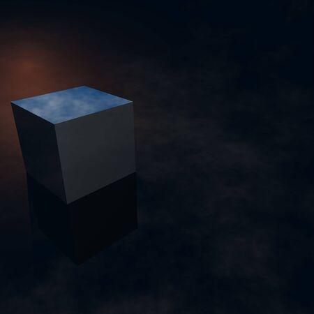 3d: 3D Box