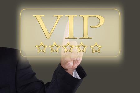 leadership key: VIP