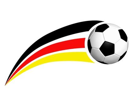 Football logo photo