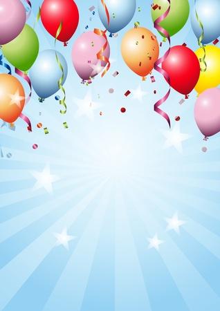 Happy Birthday Stock Vector - 9347351