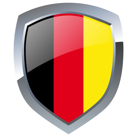 Germany Emblem Stock Vector - 9407202