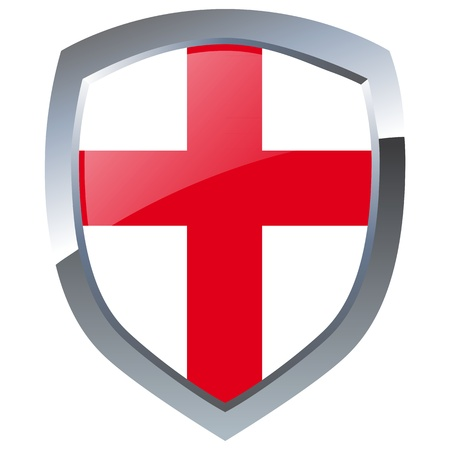 England Emblem Stock Vector - 9418002