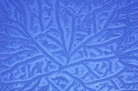 Frozen Window Stock Photo - 9853828