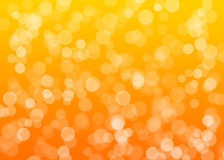 Bright orange christmas background photo