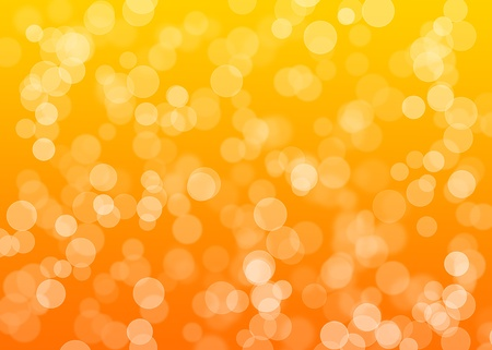 Fel oranje kerstmis achtergrond Stockfoto