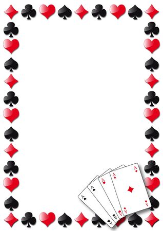card player: Playing Cards
