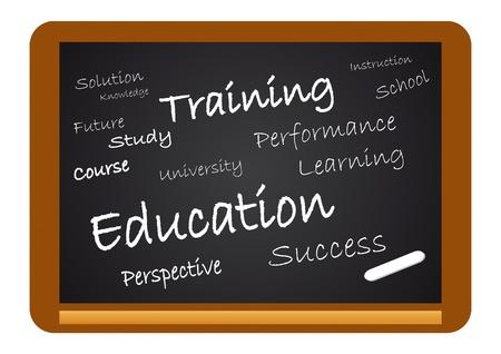 scratch board: Chalkboard Education