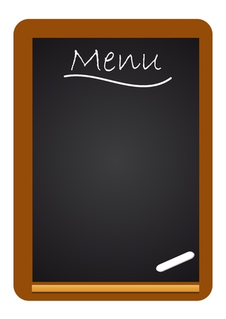 taverns: Chalkboard Menu
