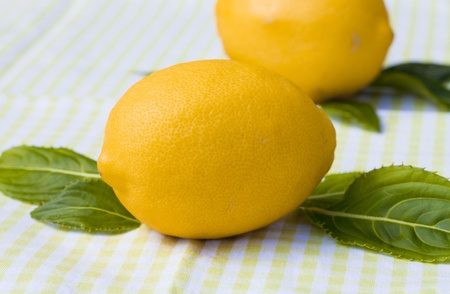 sourness: Two Lemons
