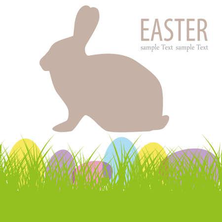 Easter bunny Stock Vector - 14420314