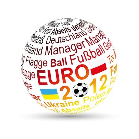 3D Ball Euro 2012