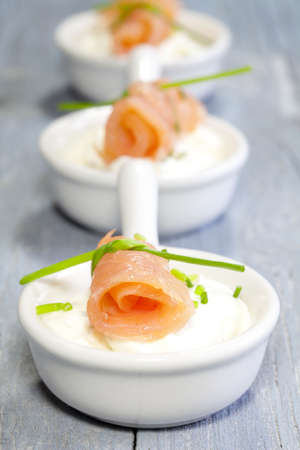 Freshness Salmon Salad photo