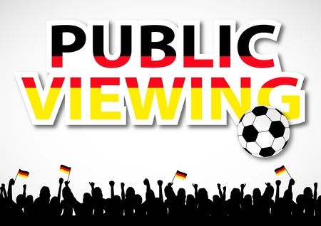 Public Viewing Germany 2012