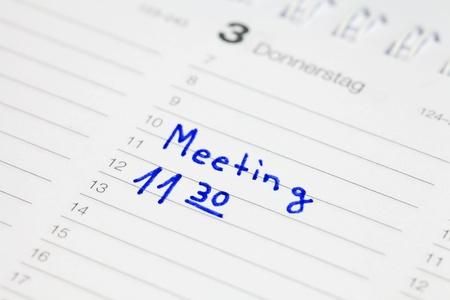 weekly: Meeting