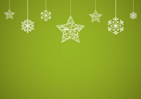Christmas Card Stock Vector - 14420292