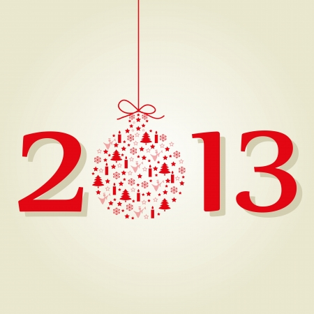 Christmas 2013 balls New Year