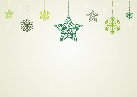 estrellas de navidad: Tarjeta de Navidad