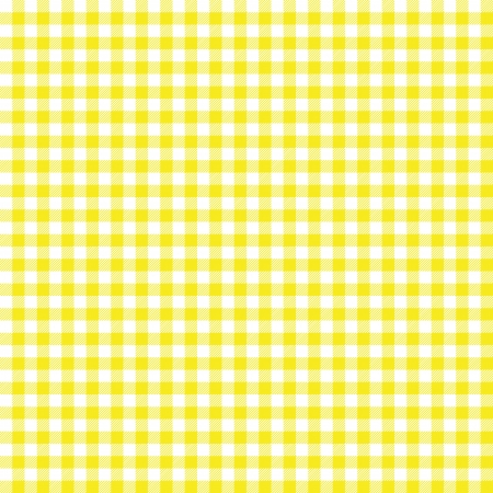 Yellow checkered background Vector
