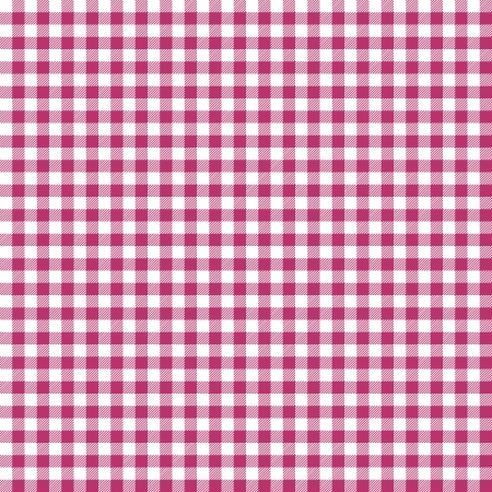 picnic tablecloth: Purple checkered background