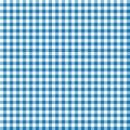 Fondo a cuadros azul Ilustración de vector