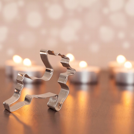galletas: Rendimiento con luces