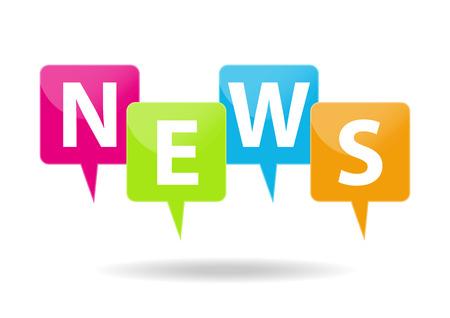 News icons