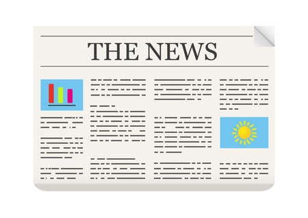 article icon: Newspaper