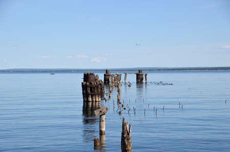 Lake Superior, Michigan 免版税图像 - 113055927