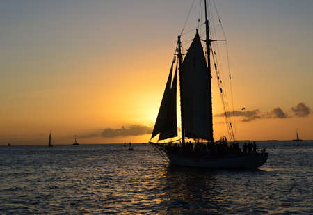 Key West Sunset, Florida