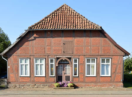 Vieux village d'Ahlden, Basse-Saxe
