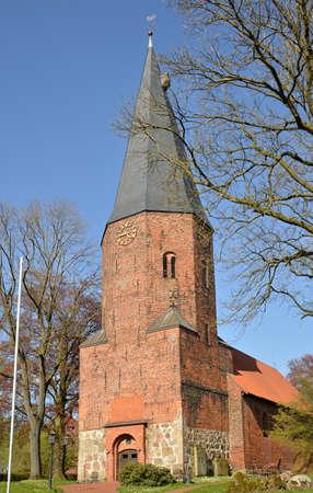 Barnstorf, Lower Saxony Standard-Bild