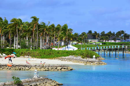 Nassau, Bahamas Stock Photo - 123581323