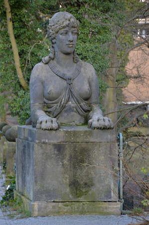 Grunewald, Wilmersdorf, Berlin Standard-Bild