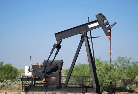 Oil Pump in Texas
