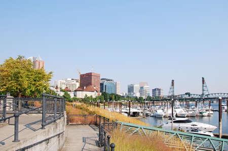 Riverwalk Portland, Oregon