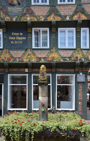 Old Town of Celle, Lower Saxony