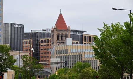 Downtown St. Paul, Minnesota