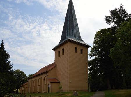 Church in Schwarmstedt, Lower Saxony